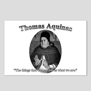 Thomas Aquinas 04 Postcards (Package of 8)