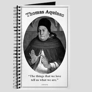 Thomas Aquinas 04 Journal