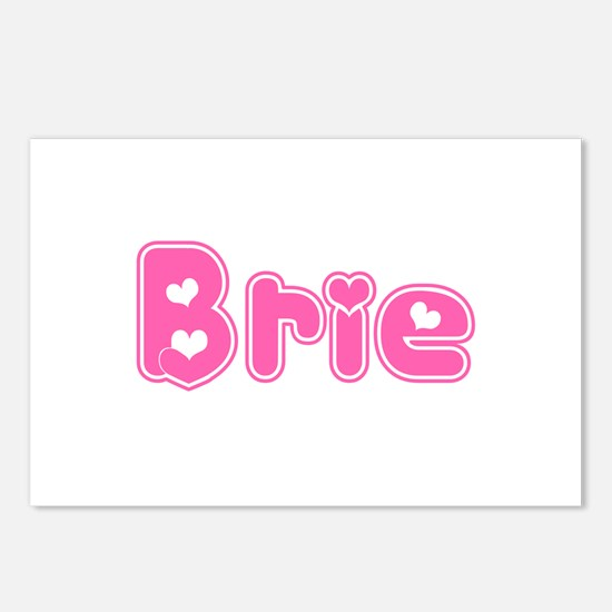 """""""Brie"""" Postcards (Package of 8)"""