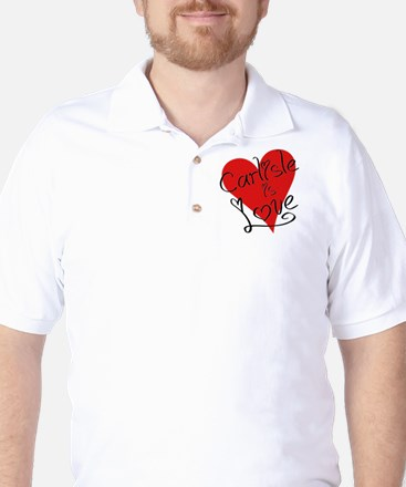 Carlisle Golf Shirt