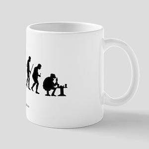 True Evolution... Mug