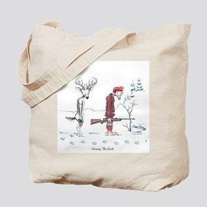 Passing The Buck Tote Bag