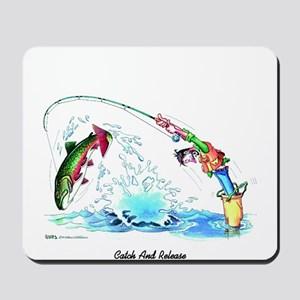 Catch & Release Mousepad