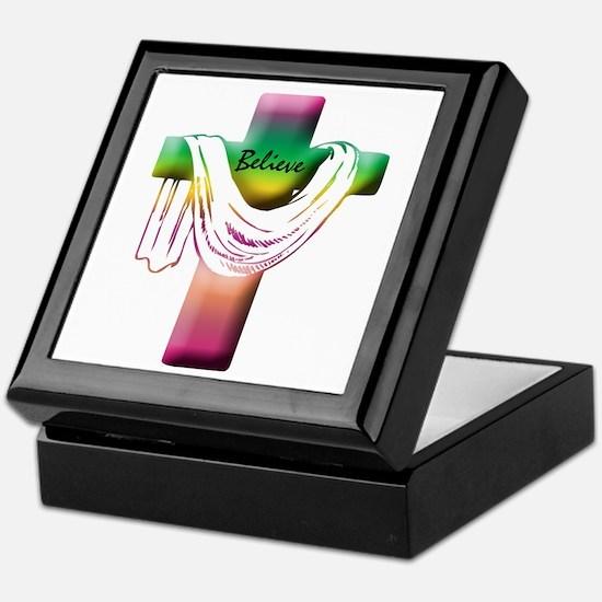 Funny Easter Keepsake Box