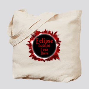 Eclipse I was there Tote Bag