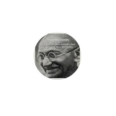 Power of Truth Gandhi Mini Button (10 pack)