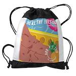 Pool Party Drawstring Bag
