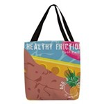 Pool Party Polyester Tote Bag