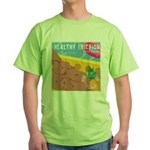 Pool Party Green T-Shirt