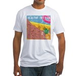 Pool Party Fitted T-Shirt