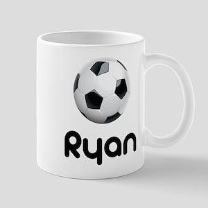 Soccer Ryan Mug