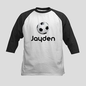 Soccer Jayden Kids Baseball Jersey