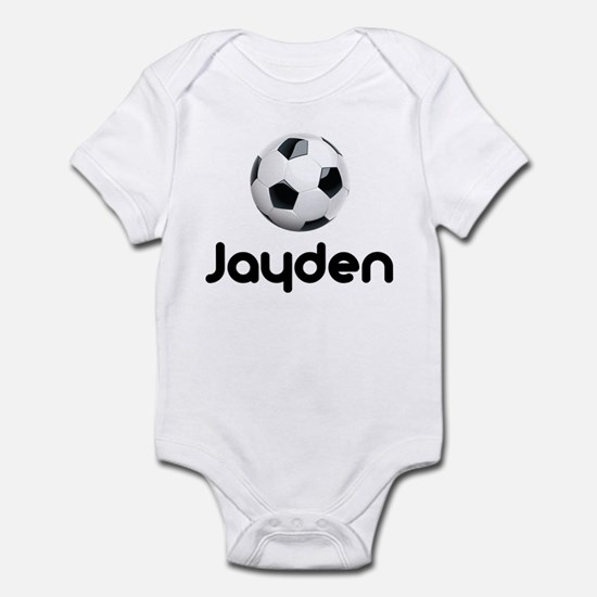 Soccer Jayden Infant Bodysuit