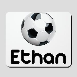 Soccer Ethan Mousepad