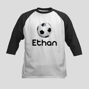 Soccer Ethan Kids Baseball Jersey