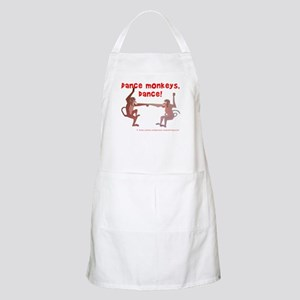 Dance Monkeys, Dance! Apron