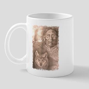 Indian Guide Mug