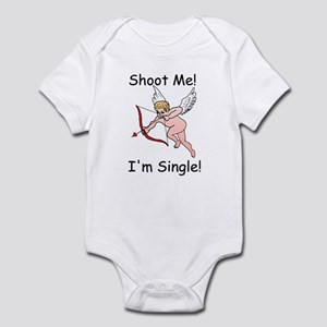 Shoot Me! I'm Single! Infant Creeper