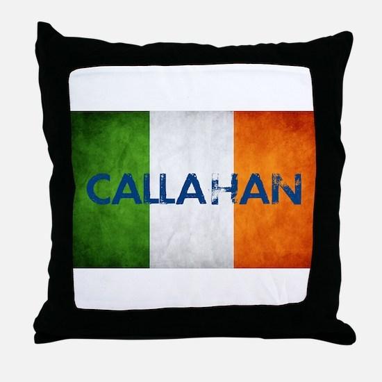 Cute Galway Throw Pillow