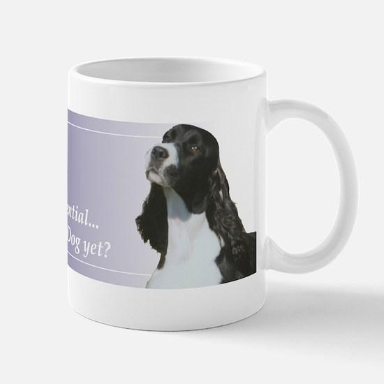 Training Breed Mug
