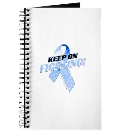 Keep on Fighting! Journal