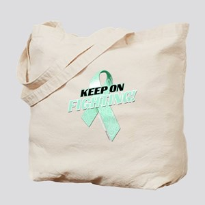 Keep on Fighting! Tote Bag