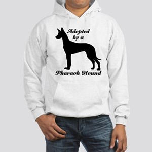 ADOPTED by Pharaoh Hound Hooded Sweatshirt
