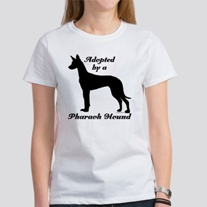 ADOPTED by Pharaoh Hound Women's T-Shirt