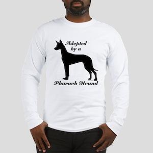 ADOPTED by Pharaoh Hound Long Sleeve T-Shirt