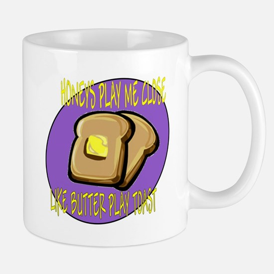 Notorious Buttered Toast Mug