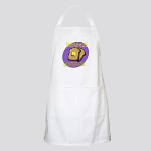 Notorious Buttered Toast Apron