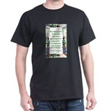Walter benjamin Mens Classic Dark T-Shirts