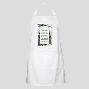 Walter Benjamin on Books Apron