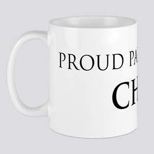 Proud Parent: Chef Mug