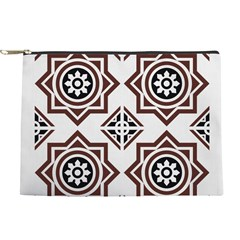 Portuguese tiles 2 - Igreja do Carmo Makeup Bag