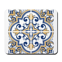 Portuguese tiles 1 Mousepad