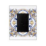 Portuguese tiles 1 Picture Frame