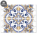 Portuguese tiles 1 Puzzle