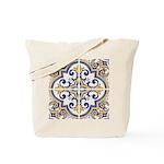 Portuguese tiles 1 Tote Bag