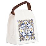 Portuguese tiles 1 Canvas Lunch Bag