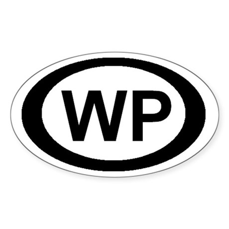 3-wp2 Sticker