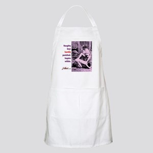 Naughty Boys BBQ Apron