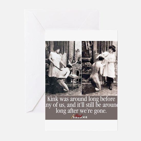 Kink Greeting Cards (Pk of 10)