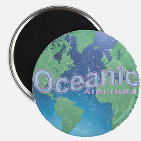 Oceanic Airlines Magnet