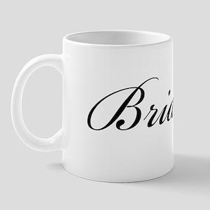 The Bride (Formal Font) Mug