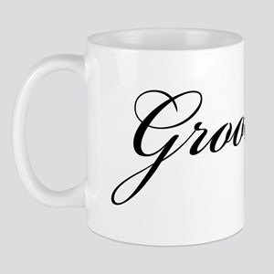 The Groom (Formal Font) Mug
