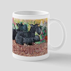 Scottie Squirrel Patrol Mug