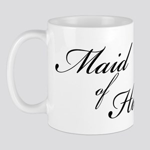 Maid of Honor (Formal Font) Mug
