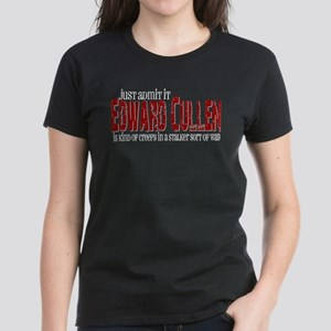 Edward Cullen - Creepy Stalker Women's Dark T-Shir