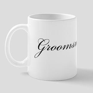 Groomsman (Formal Font) Mug